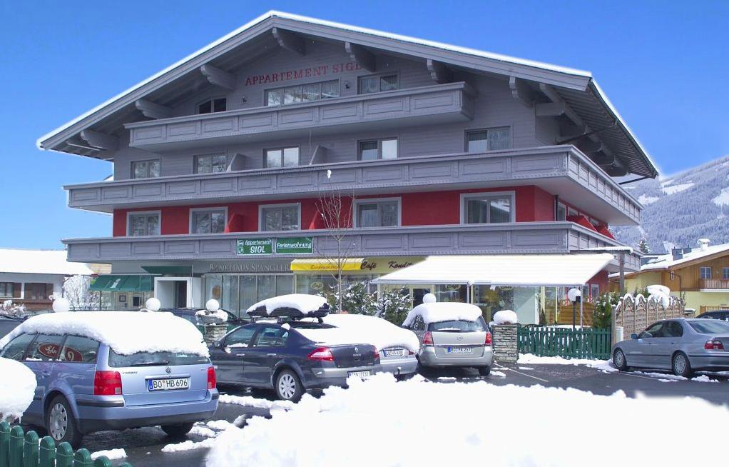 Appartementen BB55 Salzburgerland