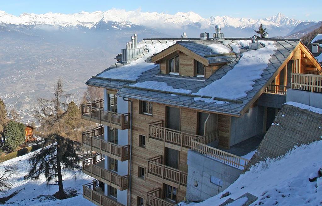 Appartementen Ski Paradise