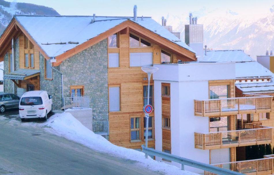 Appartement Ski Heaven